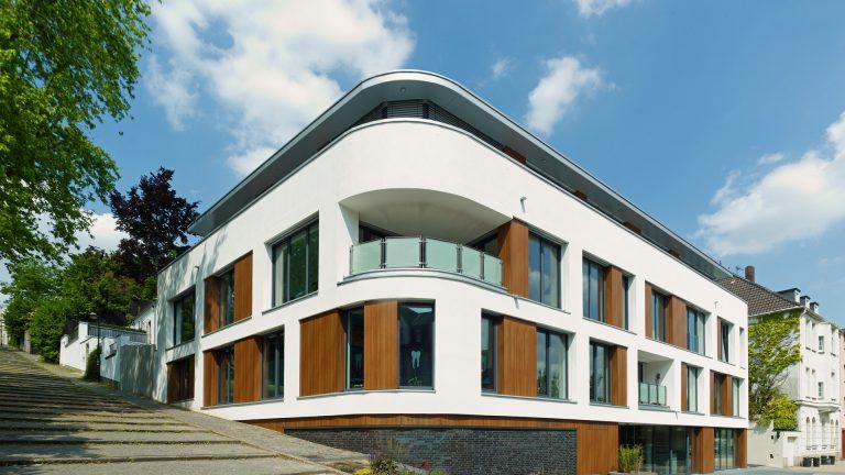 Energieeffizienter Wohnungsbau